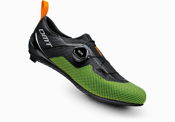DMT - KT4 Black/Yellow Fluo