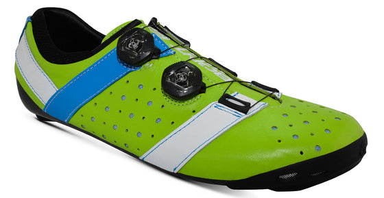 BONT VAYPOR+ Lime Green/Alpha Blue