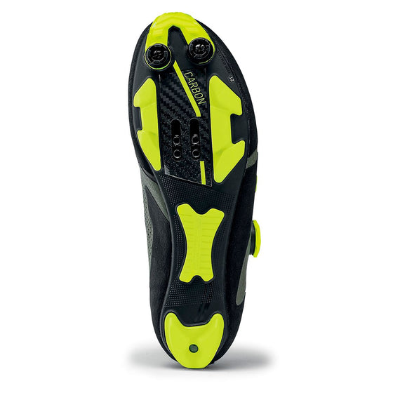 NORTHWAVE GHOST XCM2 Forest/Yellow Fluo