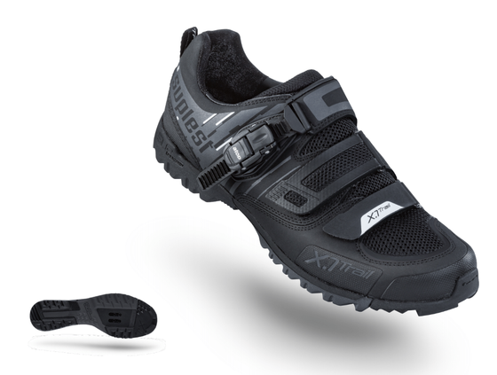 SUPLEST X1TRAIL PERFORMANCE OFFROAD black/anthracite