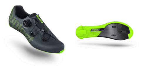 SUPLEST PERFORMANCE ROAD anthracite/neon yellow
