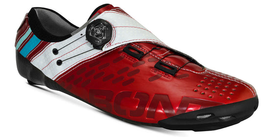 BONT HELIX Metallic Shiny Red/White