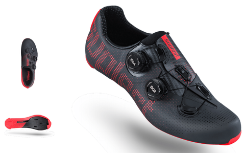 SUPLEST PRO ROAD anthracite/radiant red