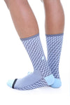 TEMPLE PROJECT ELECTRO COMPRESSION SOCKS Anthracite
