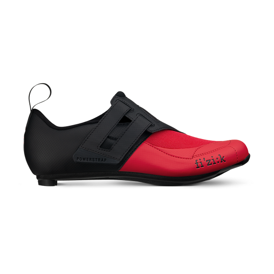 FIZIK TRANSIRO POWERSTRAP R4 Black/Red