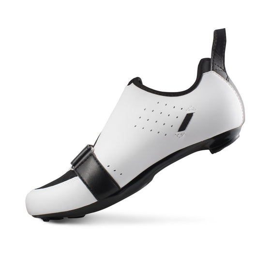 Lake - TX 213 AIR White/Black (Normal and wide insole)
