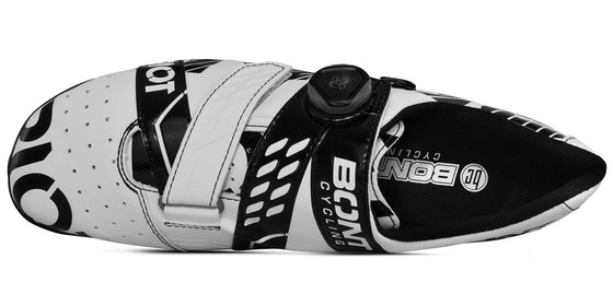 BONT RIOT+ White/Black