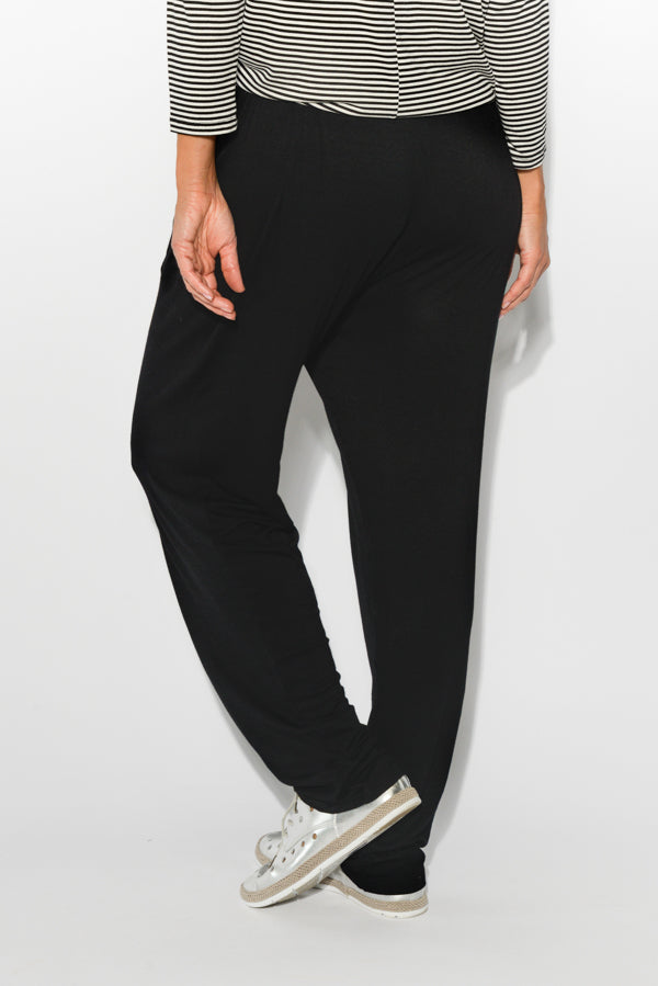 Avery Black Pant - Blue Bungalow