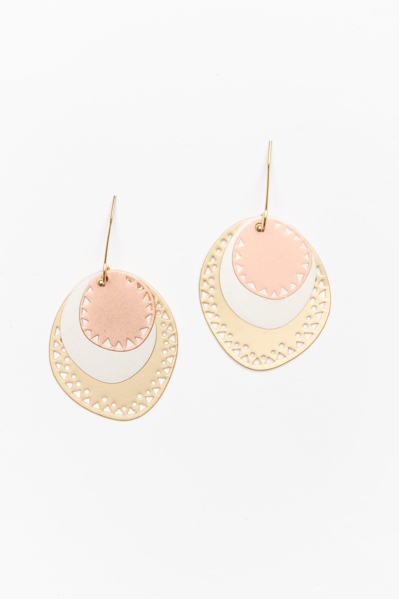 Aubrie Triple Treat Mix Earring