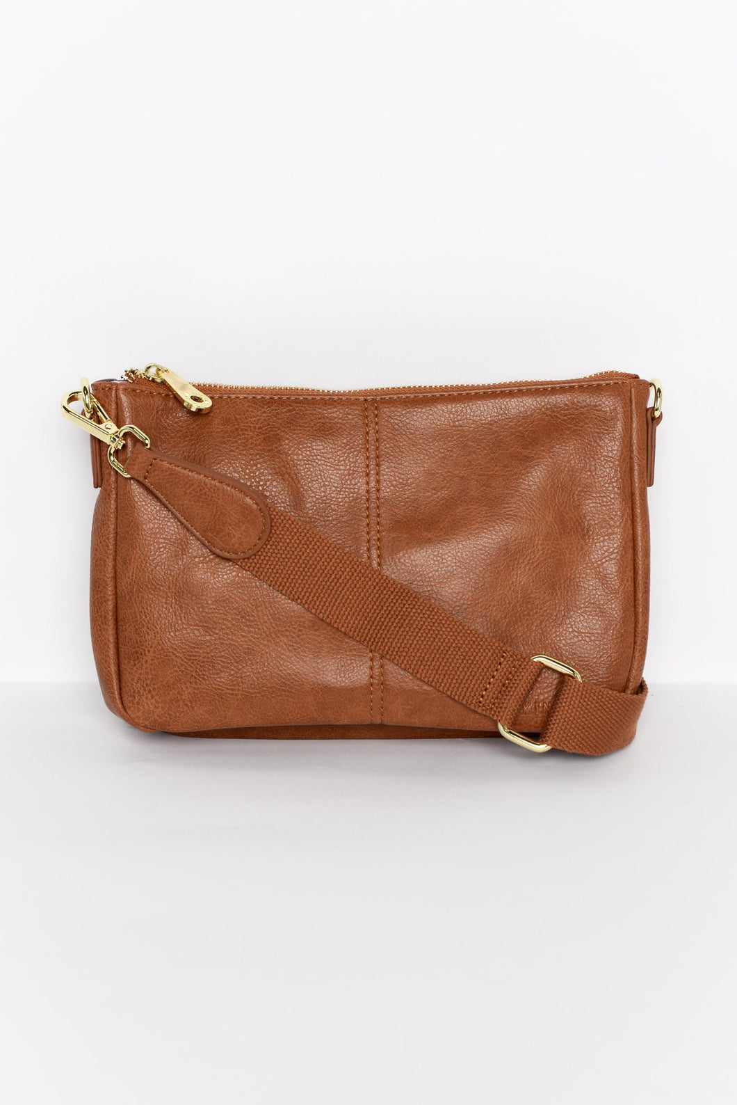 Bowe Tan Shoulder Bag