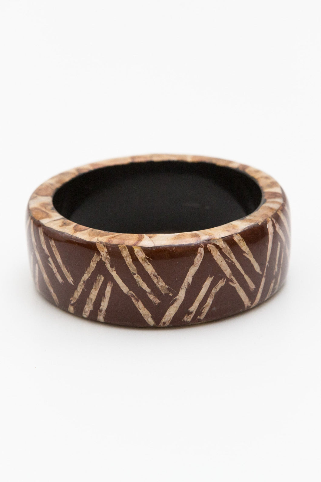 Chiva Brown Bangle