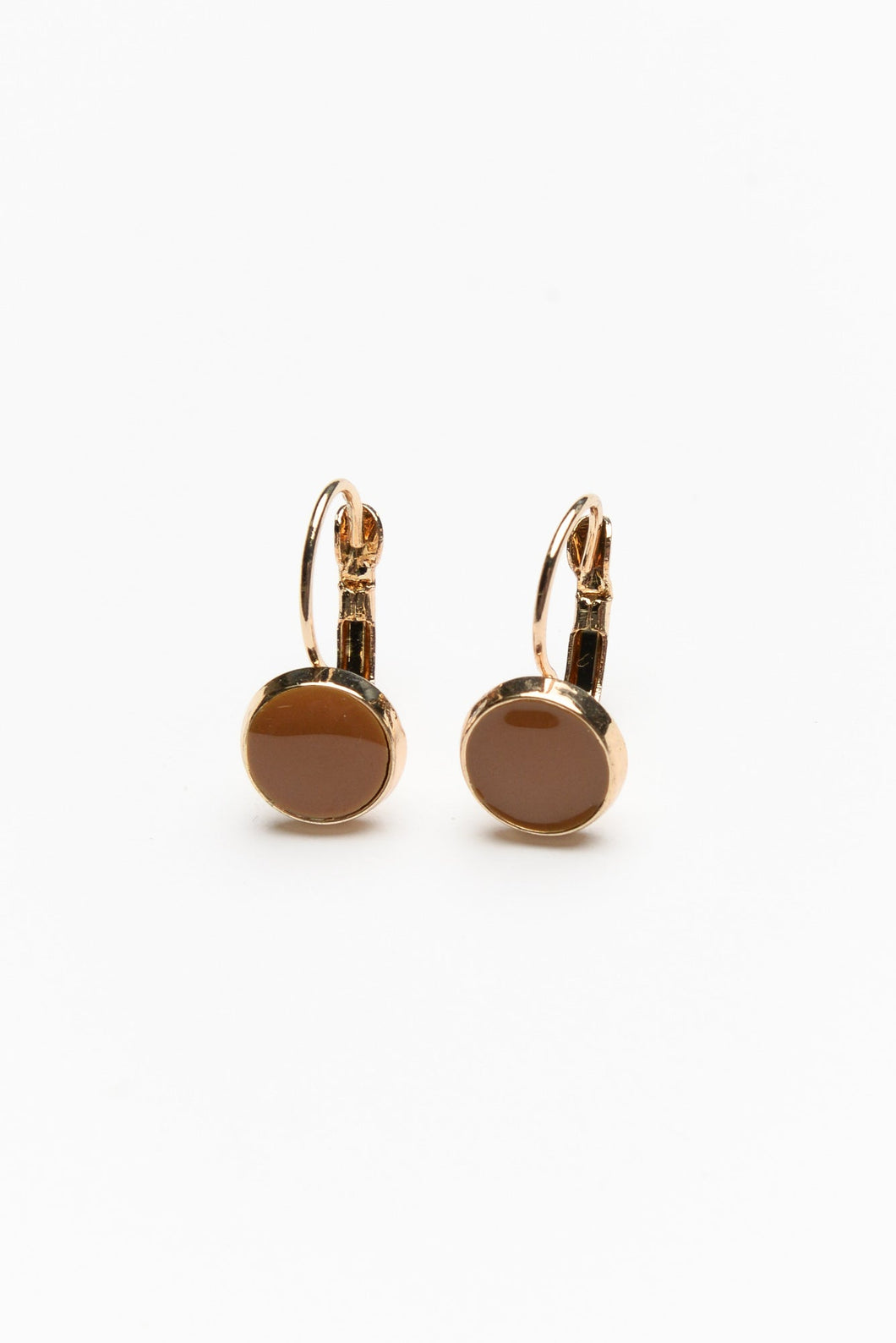 Delilah Brown Drop Earring