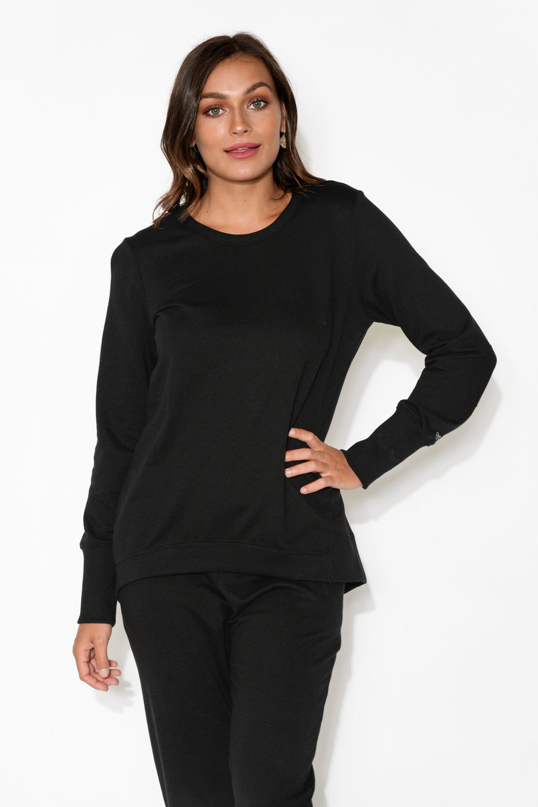 Dolly Black Jumper