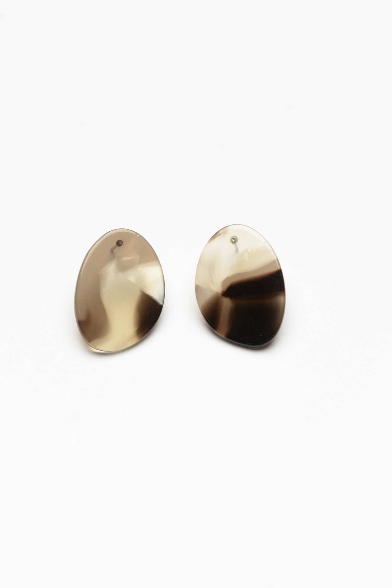 Ellie Tortoiseshell Resin Earring