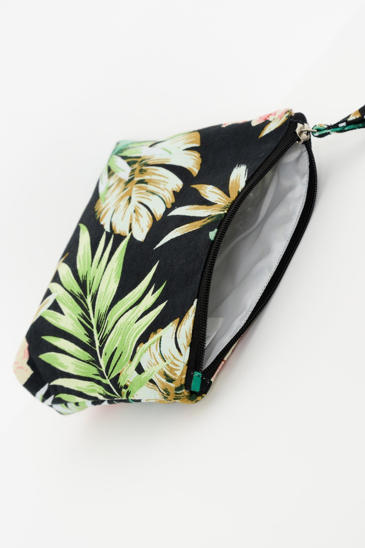 Jordan Black Tropical Clutch