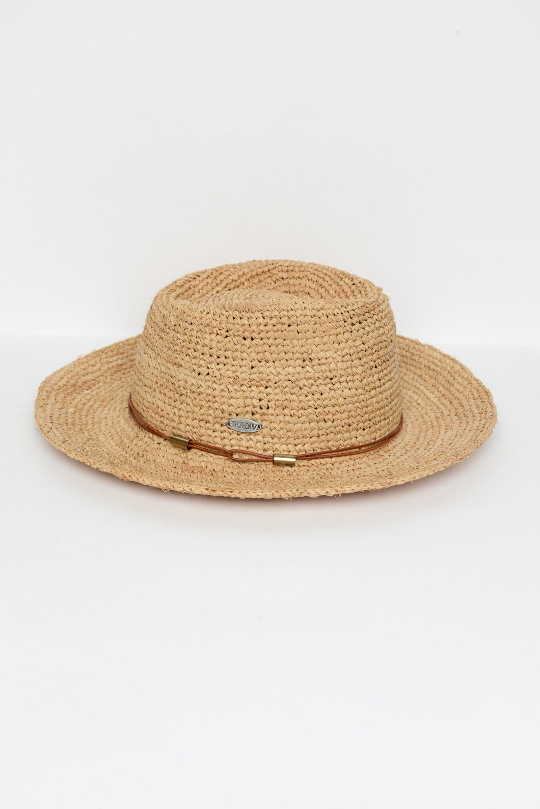 Magdalena Natural Safari Hat