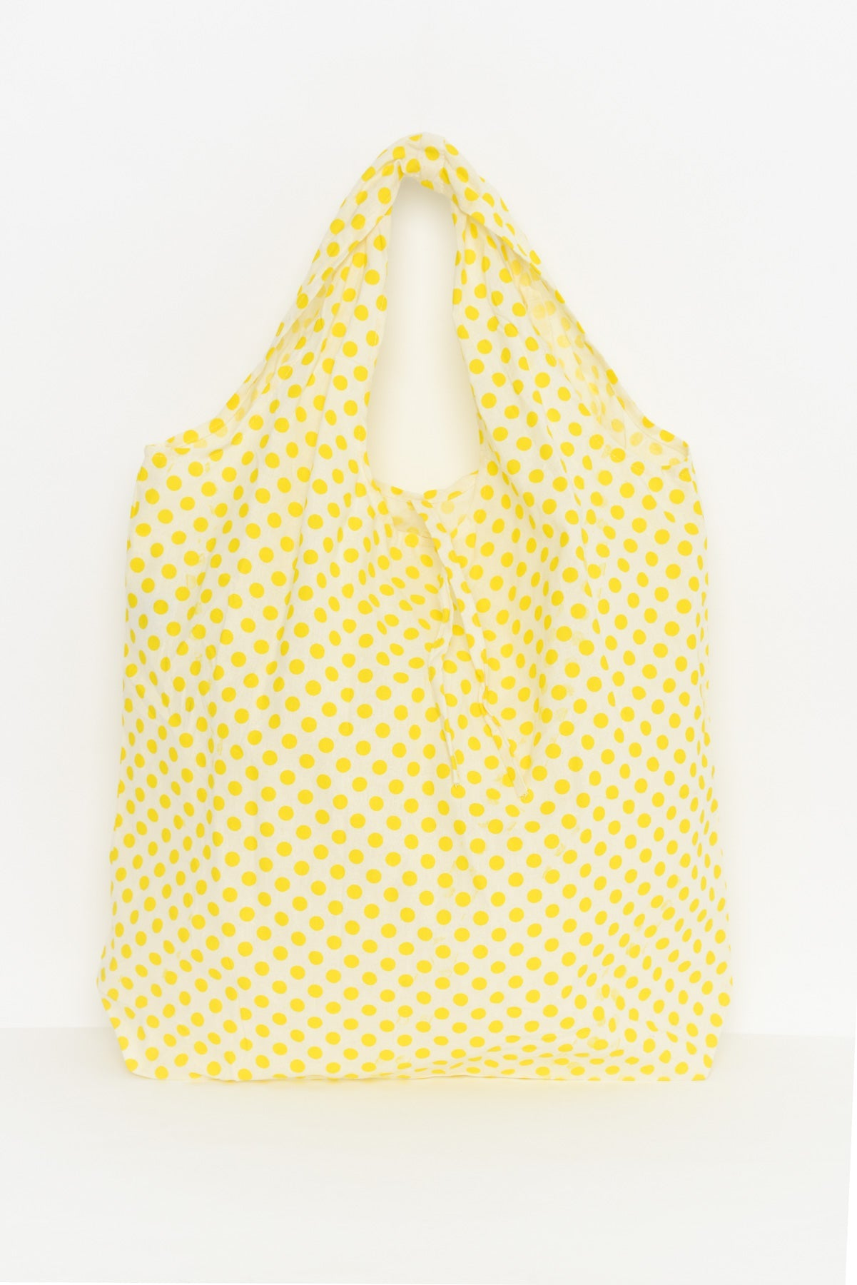 Mana Yellow Spot Eco Bag - Eb Ive - Blue Bungalow Online