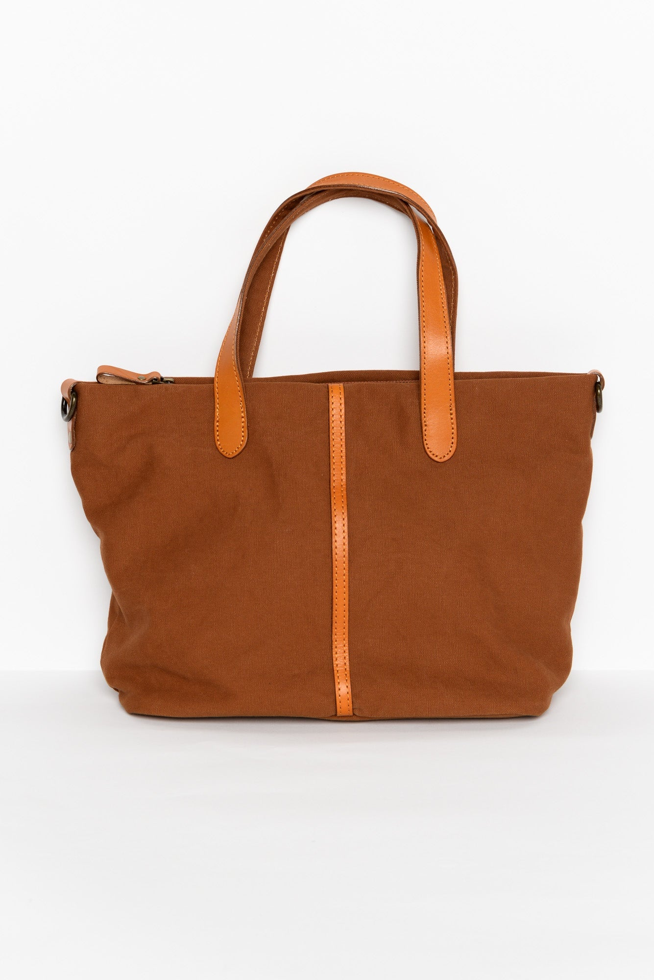 Marcus Brown Shoulder Bag
