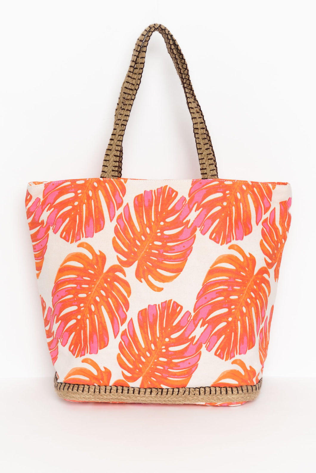 Oriana Monstera Tote Bag