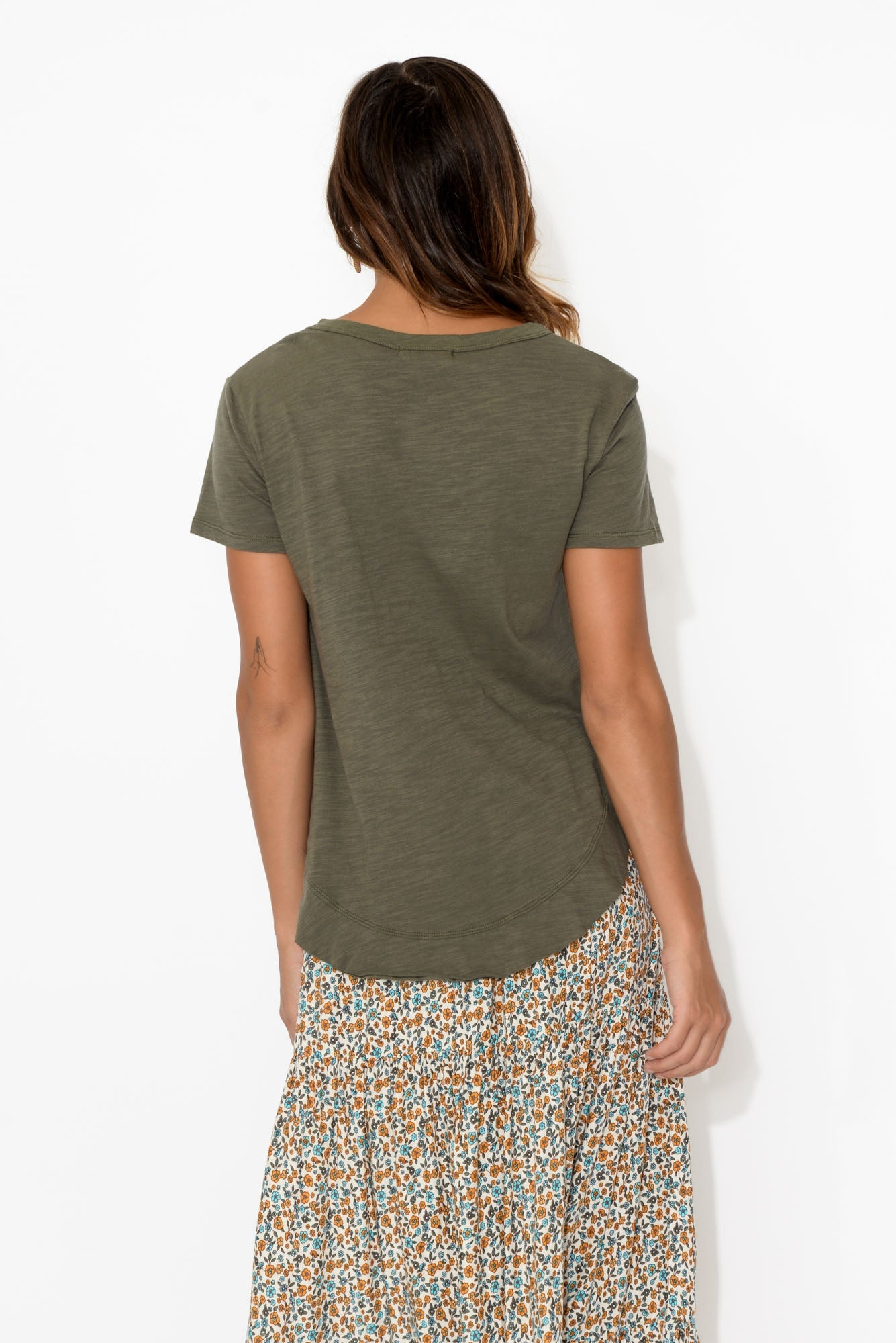 Paddington Khaki Cotton Tee