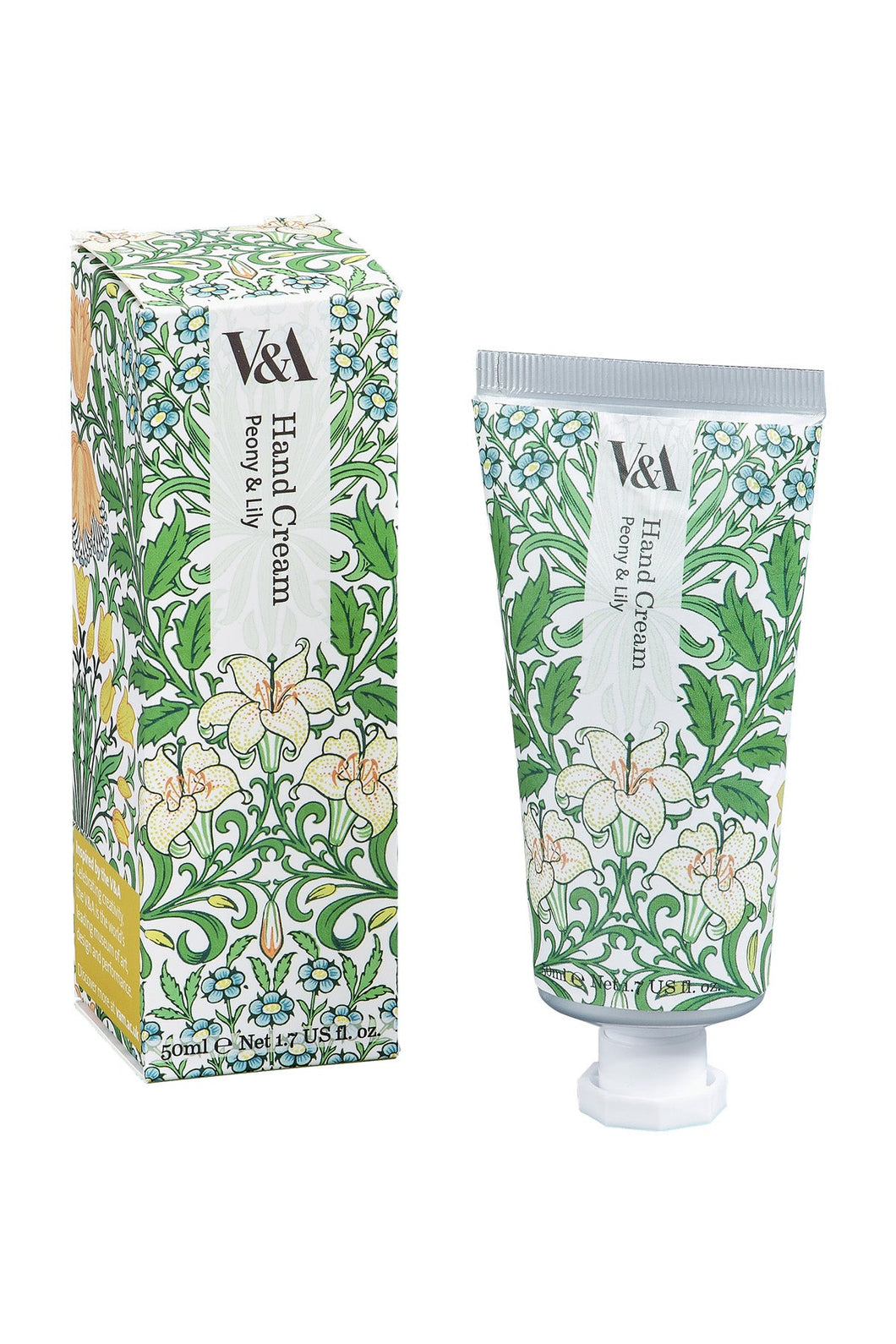 Peony and Lily Scented Hand Cream