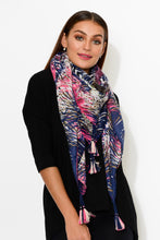 Pink Safari Scarf - Blue Bungalow