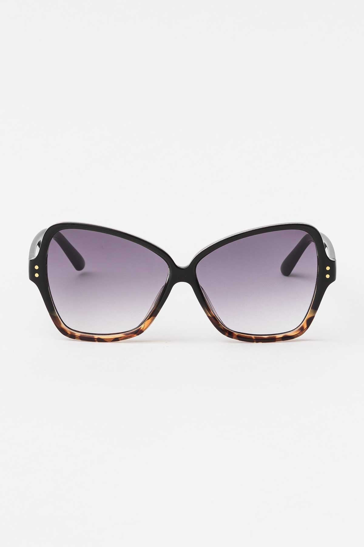 Piper Black Tortoiseshell Sunglasses