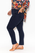 Reed Navy Stretch Cotton Pant
