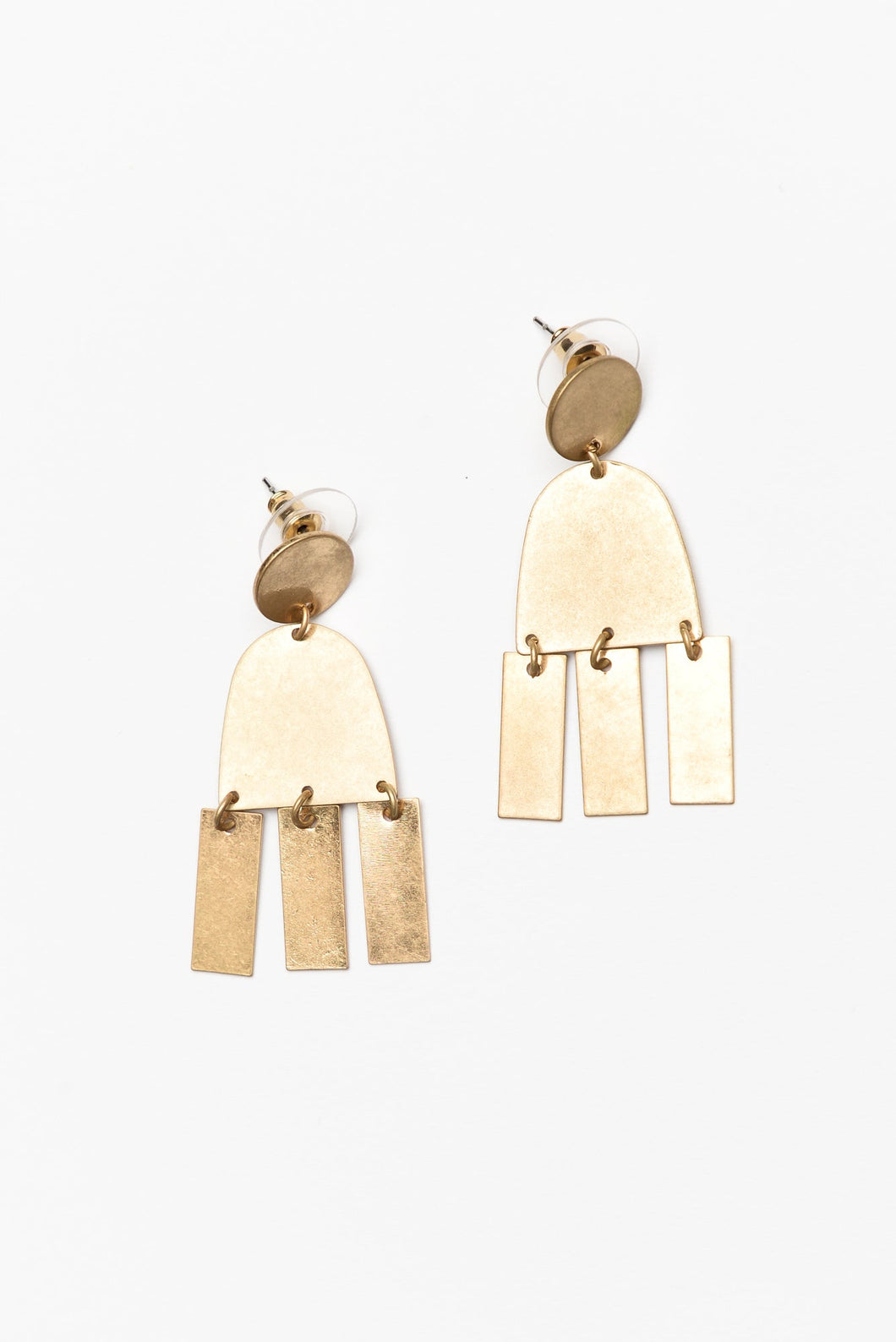 Tanisha Gold Earring
