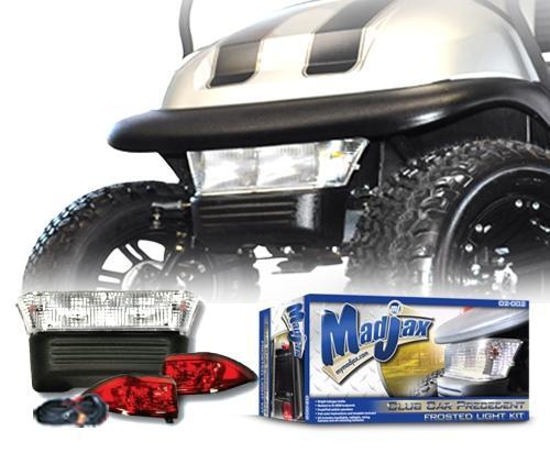 Madjax Frosted Basic Light Kit - Fits Club Car Precedent 2004-Up
