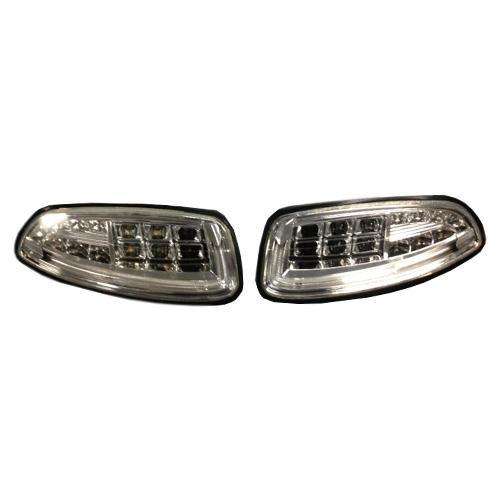 Madjax LED Replacement Headlights - Fits EZGO RXV
