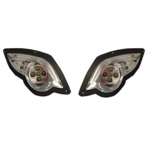 Madjax LED Replacement Headlights - Fits Yamaha Drive
