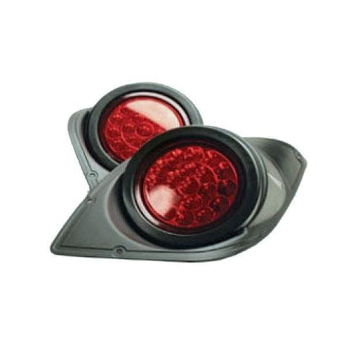 Madjax Yamaha G29/Drive LED Taillight Set (Fits 2007-Up)