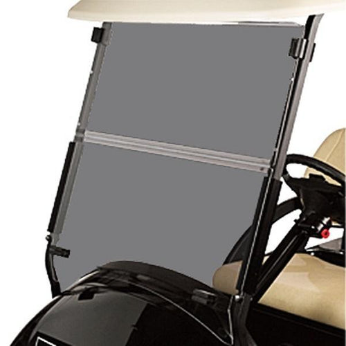 Tinted - Club Car Precedent Folding Windshield (Years 2004-Up)