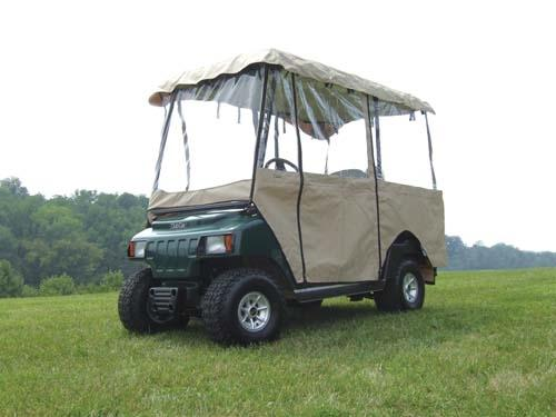 ENCLOSURE,4S TAN,4PASSENGER (72472)