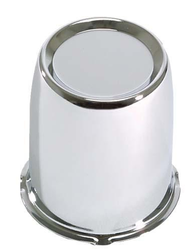 "CENTER CAP, 2.65"" CHROME STEEL (113)"