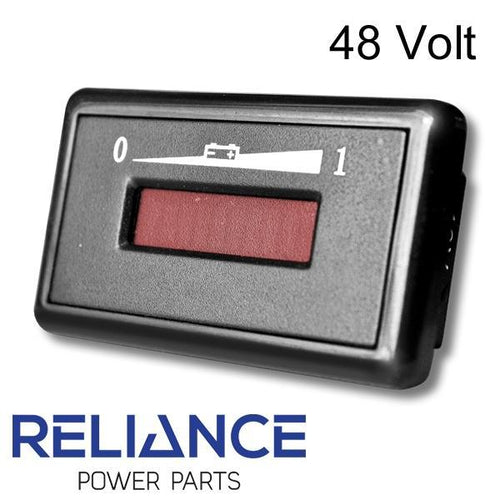 Reliance 48-Volt Digital Charge Meter (Universal Fit)