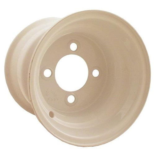 8x7 Yamaha Ivory Steel Wheel, Centered