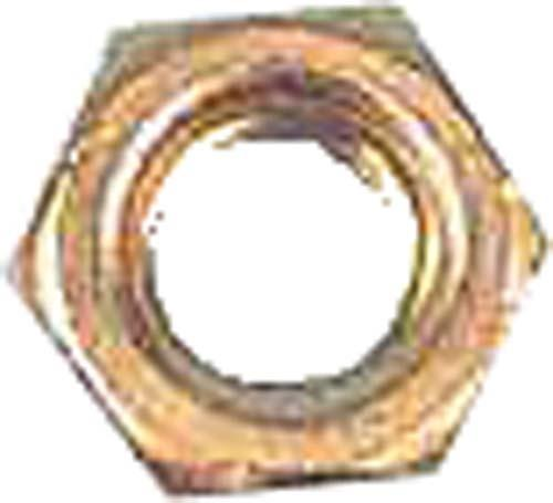 5/16 BRASS HEX NUT (20)