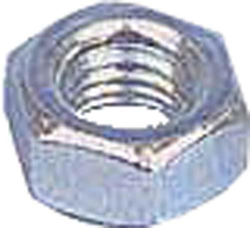 HEX NUT 6mm METRIC Y (BAG 20)