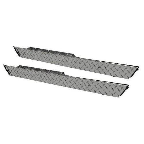 Madjax Club Car DS Diamond Plate Side Skirts