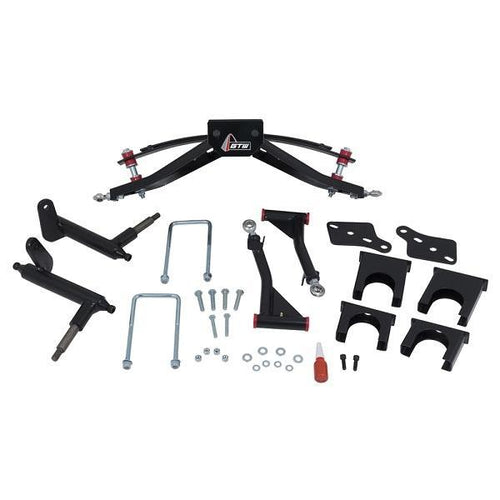 "Club Car Precedent GTW 6"" Double A-arm Lift Kit (Fits 2004-Up)"