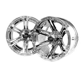 14x7 MJFX Chrome Nitro Wheel