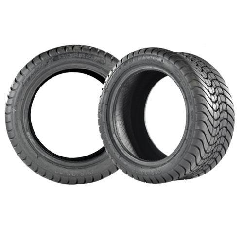 215/35-12 MJFX Low-Profile Cobra Street Tire