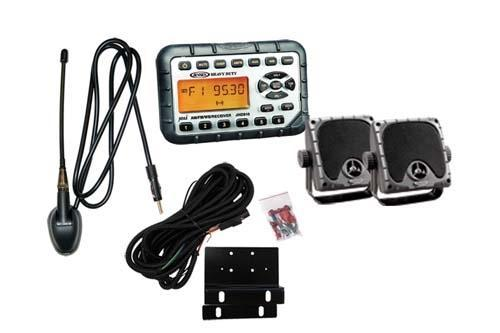 RADIO, SPEAKERS AND ANTENNA KIT