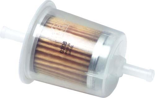 "1/4"" Inline Fuel Filter (Fits Columbia/HD 1963-95, E-Z-GO 1970-93)"