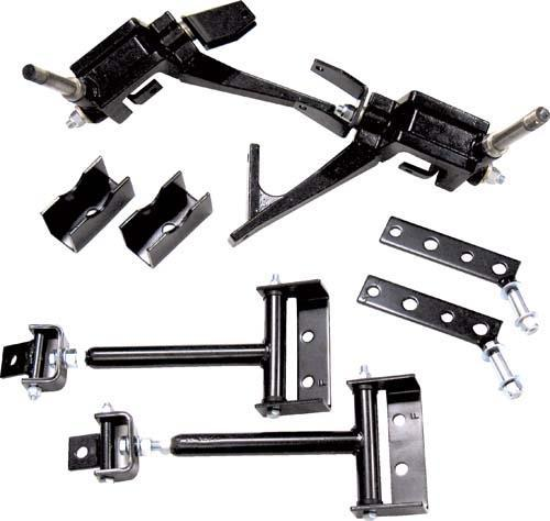 "Club Car 6"" Spindle Lift Kit (Years 1982-2004)"