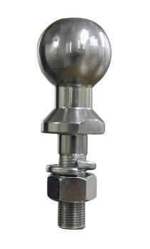 "1-7/8"" Trailer Hitch Ball with 1"" Shank"