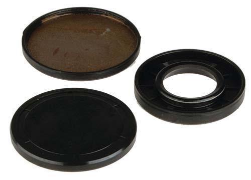 DIFFERENTIAL SEAL AND PLUG KIT EZGO RXV