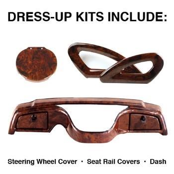 DRESS-UP KIT, YAMAHA DRIVE, BURL